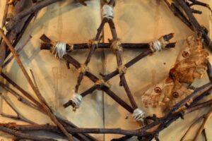 Pentagrama Wicca