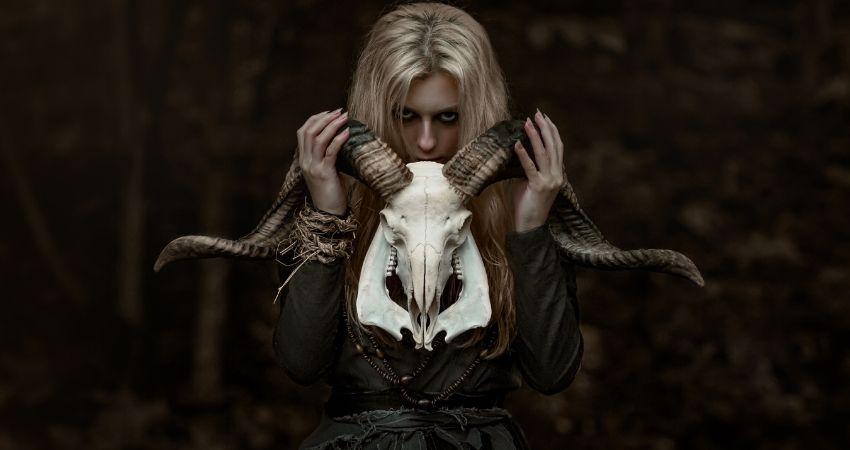 Pentagrama para hacer ritual