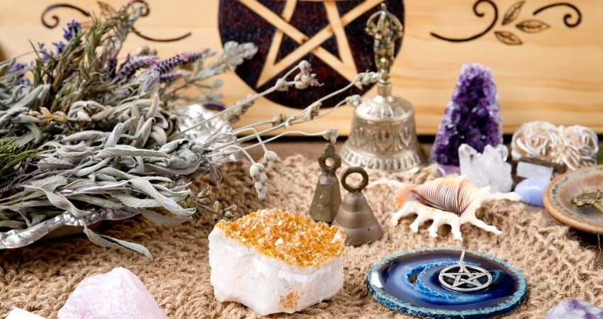 Qué se necesita para hacer magia Wicca