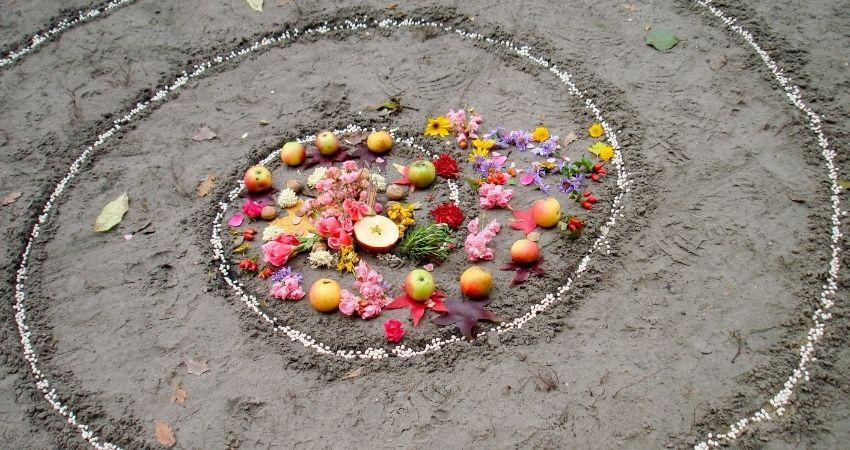Ritual de primavera para luna llena