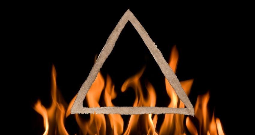 símbolo fuego